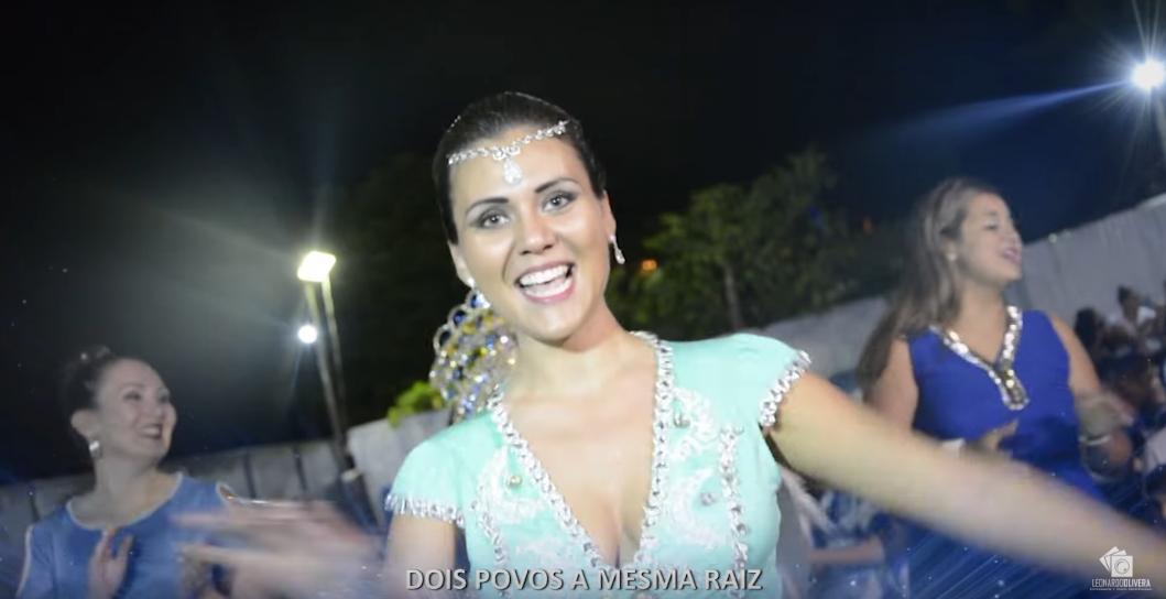 Video clip oficial de Escuela de Samba Academicos 2017