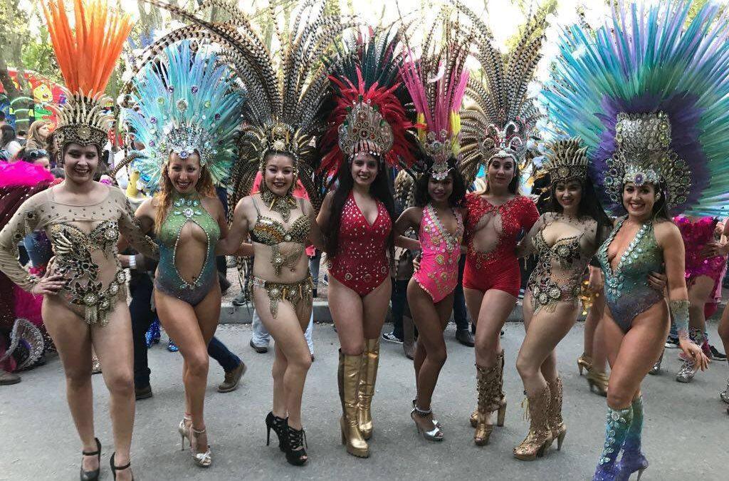 El Carnaval de Artigas se hizo presente en la Rural del Prado 2017