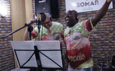 Video Oficial Samba Enredo Rampla 2018