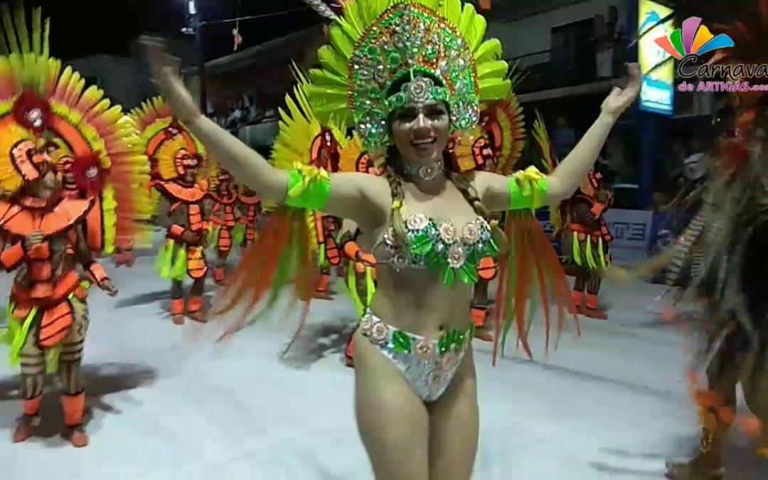 Desfiles del Carnaval de Artigas 2018